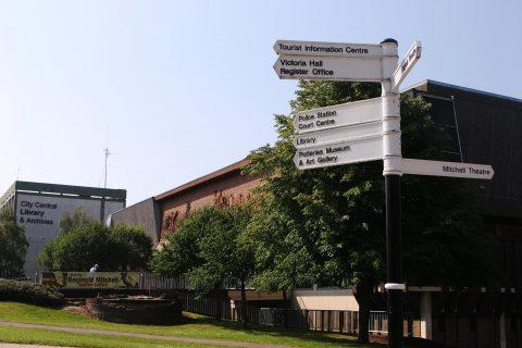 Stoke-on-Trent Business Crime Reduction Partnership