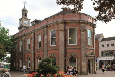 Newcastle-under-Lyme Partnership Against Business Crime